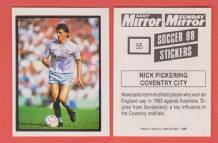 Coventry City Nick Pickering England